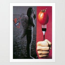 bourgeois bliss Art Print