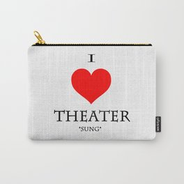 Stage Directions Carry-All Pouch