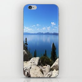 Lake Tahoe, Nevada iPhone Skin