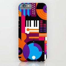 Music Mosaic iPhone 6s Slim Case