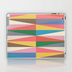 Blooming Triangles Laptop & iPad Skin