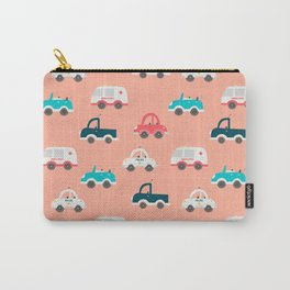 CAR DOODLES Carry-All Pouch