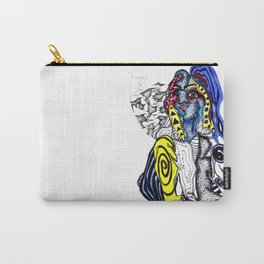 clusters and pretty girls Carry-All Pouch