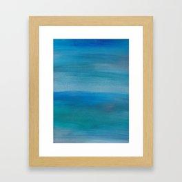 Ocean Mermaid Series, 4 Framed Art Print