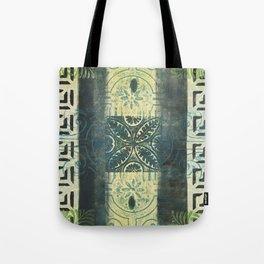 Monoprint 6 Tote Bag