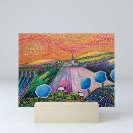 Linlithgow Bridge Mini Art Print