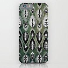 Pierrot II/Memoir Pattern iPhone 6s Slim Case