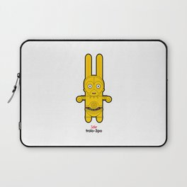 Sr. Trolo / C3PO Laptop Sleeve