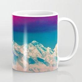 Dusky Mountain Coffee Mug