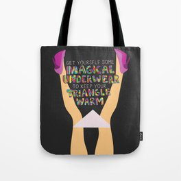 Magical Underwear Tote Bag