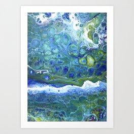 Hydrosphere Art Print