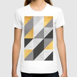 Gold Composition IX T-shirt