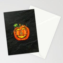 Jack O'Lantern Knot Stationery Cards