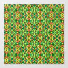 Geometria Canvas Print