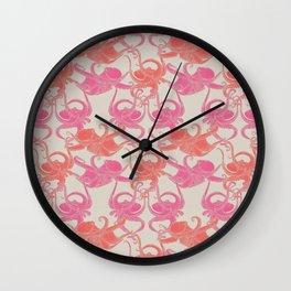 Octopi Brilliant Wall Clock