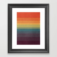 Serria Framed Art Print