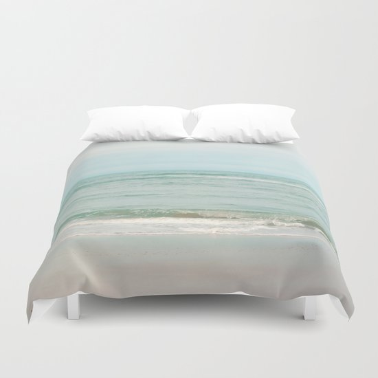 Take me to the Sea Duvet Cover