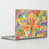 star Laptop & iPad Skins featuring Star by Danny Ivan