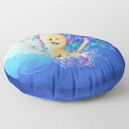 OCTOPUS MONSTER Floor Pillow