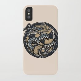 Never-Ending Afterlife iPhone Case