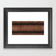 Wooden Framed Art Print