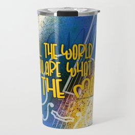 What I Love Most (Clockwork Princess) Travel Mug