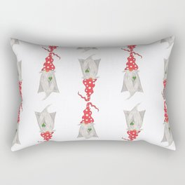 Multiple Gnomes Rectangular Pillow