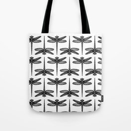 Ink dragonfly Tote Bag