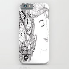 Robot Girl iPhone 6s Slim Case