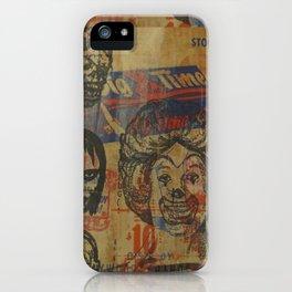 Big Time iPhone Case