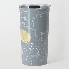 Water Bugs Travel Mug