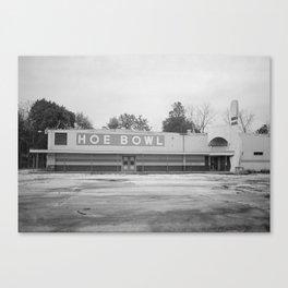 Hoe Bowl Canvas Print