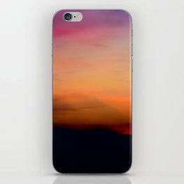 Afterglow II iPhone Skin