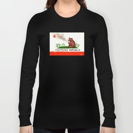 Smokey Bear Long Sleeve T-shirt