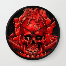 Gears of war Wall Clock