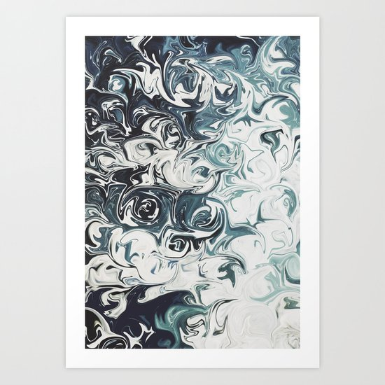 Abstract 137 Art Print