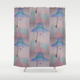 Kissable #Society6 #buyart #decor Shower Curtain