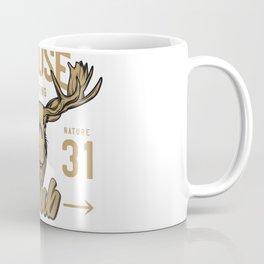 Moose Head Coffee Mug