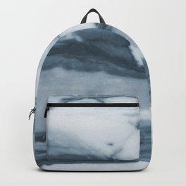 Ocean Deep Marble Backpack