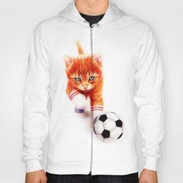Soccer Kitty Hoody