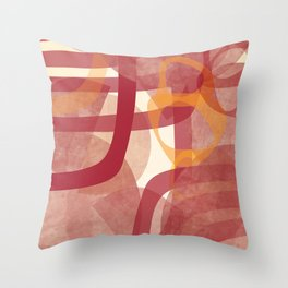 Another Geometry 3 Throw Pillow