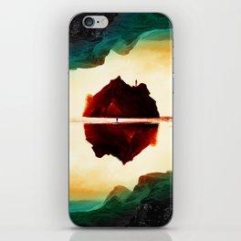 Isolation Island iPhone Skin
