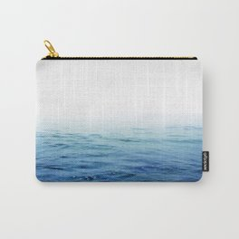 Calm Blue Ocean Carry-All Pouch