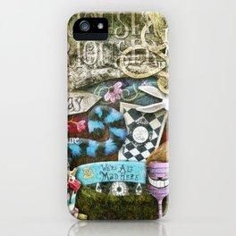 Cheshire Cat iPhone Case