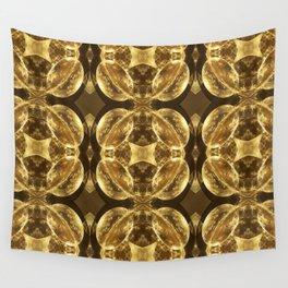 Mushroom Domes Wall Tapestry