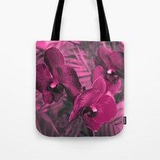 Orchid falinopsis . Tote Bag