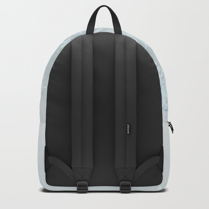 Snow is coming Backpack