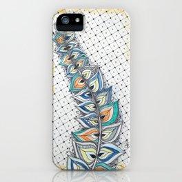 Fantastic Foliage iPhone Case