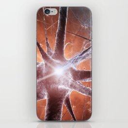 Neurons iPhone Skin