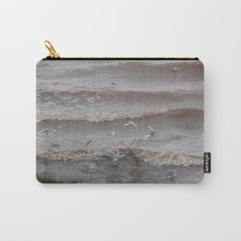 Evening Seaguls Carry-All Pouch